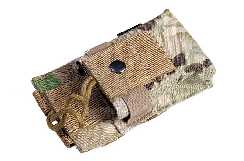 Milspex MOLLE Short Radio Pouch (MC)
