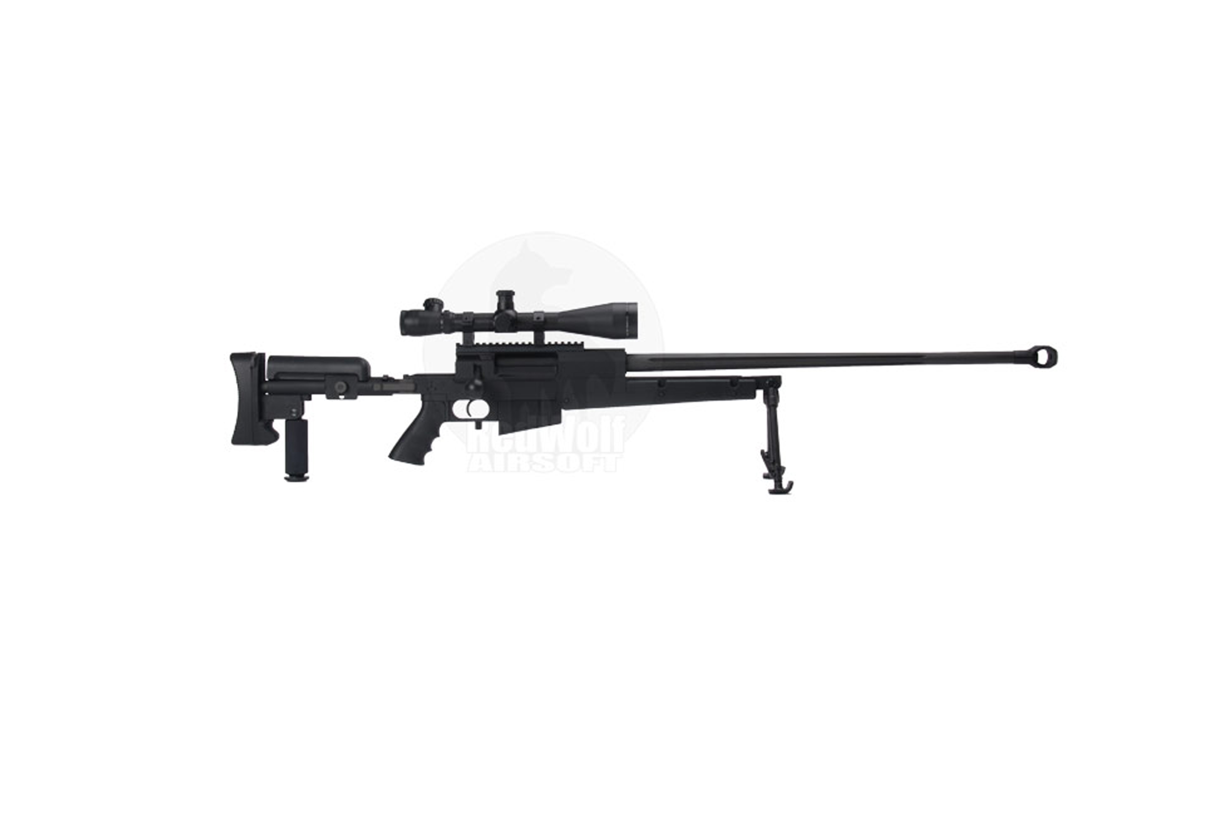 ARES PGM Mini-Hecate .338 Sniper Rifle