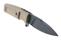 TSC Mad Warrior Shrapnel Desert Warfare Dummy Knife (TAN)
