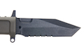 TSC Mad Warrior Shrapnel Desert Warfare Dummy Knife (FG) Version B