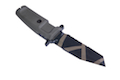 TSC MAD WARRIOR FULCRUM C Desert Warfare Dummy Pattern Knife (Foliage Green)