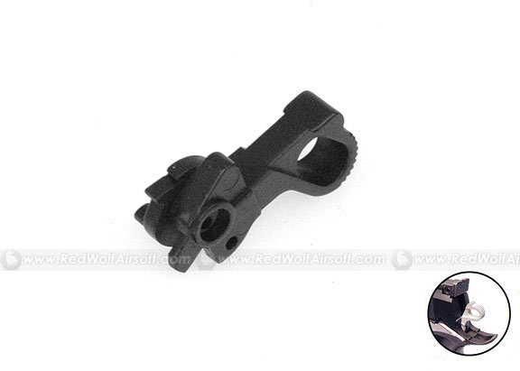 Nine Ball Hammer for Marui Hi-Capa 5.1 (Black Oval Type)