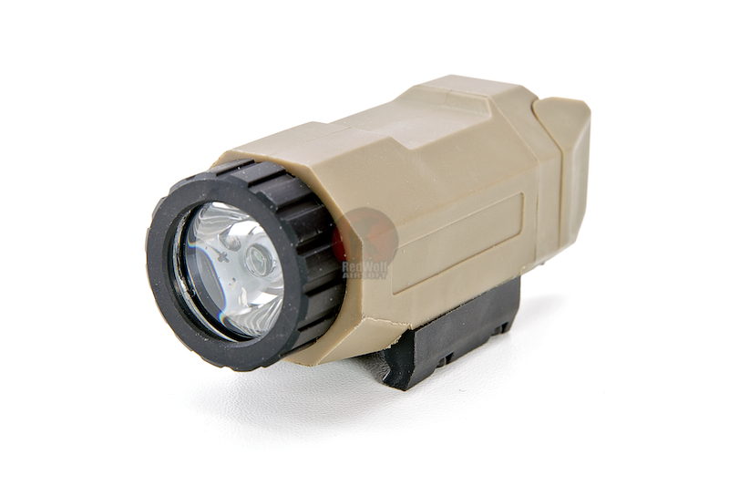 Night Evolution Auto Tactical Light - DE