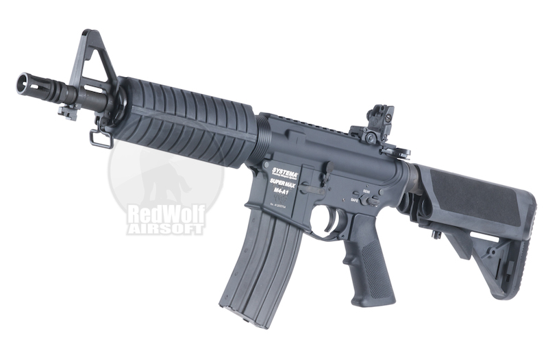 Systema PTW Professional Training Weapon CQBR SUPER MAX Evolution (M165 Cylinder) <font color=red>(Free Shipping)</font>