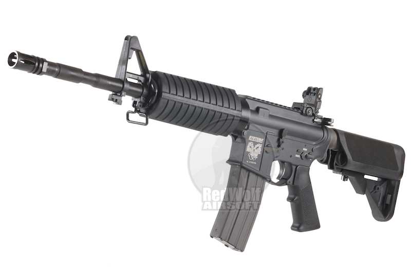 Systema PTW Professional Training Weapon M4A1 Mad Max Evolution <font color=red>(Free Shipping)</font>