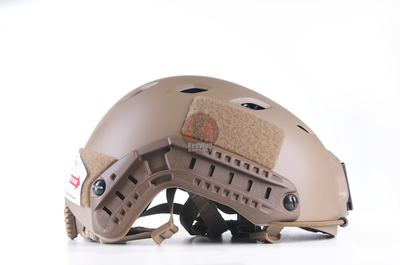 Ops-Core Fast Base Jump Helmet (M/L) - Urban Tan