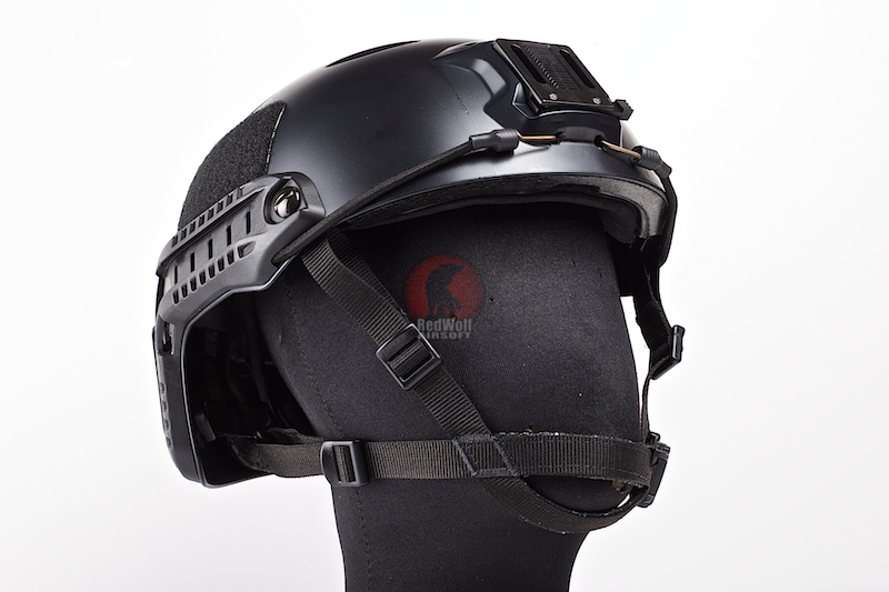 Ops-Core Fast Base Jump Helmet (L/XL) - Black