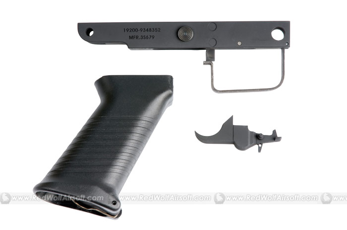 G&P MK46 Motor Grip Set