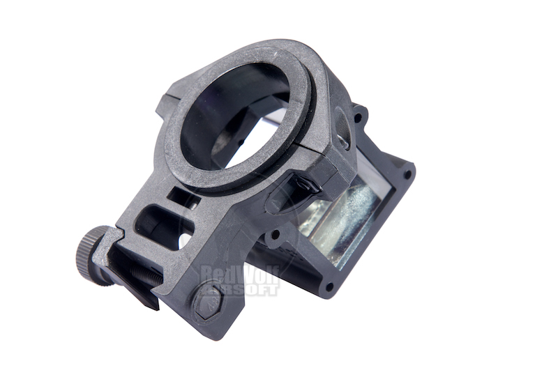 Optronics Rail Plastic Angle Use Scope ( BK )