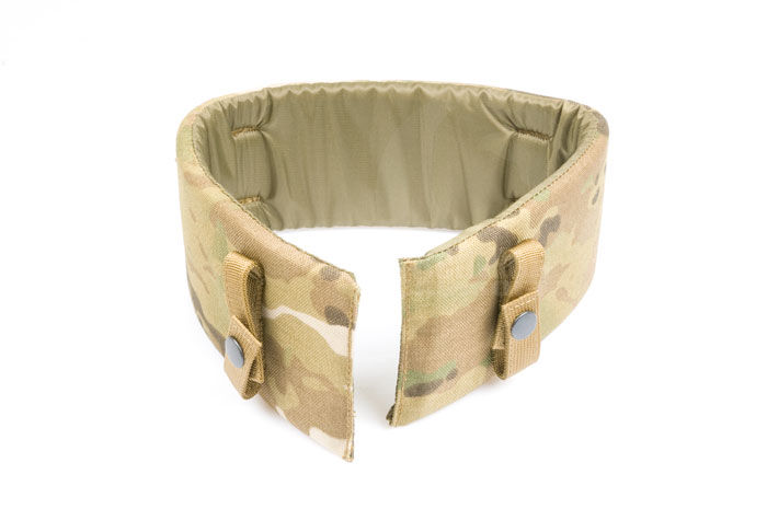 PANTAC Liner Pad For Duty Belts (Small / Crye Precision Multicam)