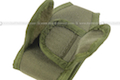 PANTAC Shoulder Carry Belt Mini Pouch (OD / CORDURA)