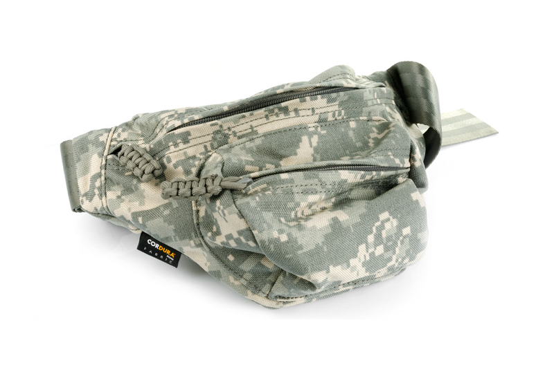 PANTAC ERB Waist Bag (ACU / Cordura) <font color=red> (Holiday Blowout Sale)</font>