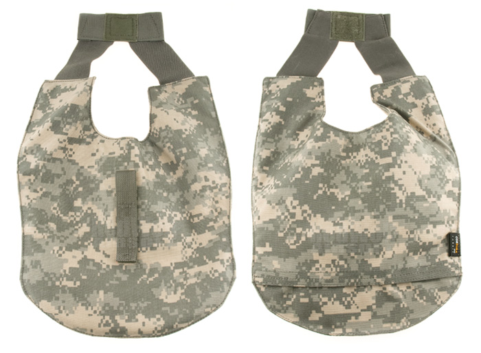 PANTAC Outer Tactical Vest Under Arm Pads (ACU / Cordura) <font color=red> (Holiday Blowout Sale)</font>