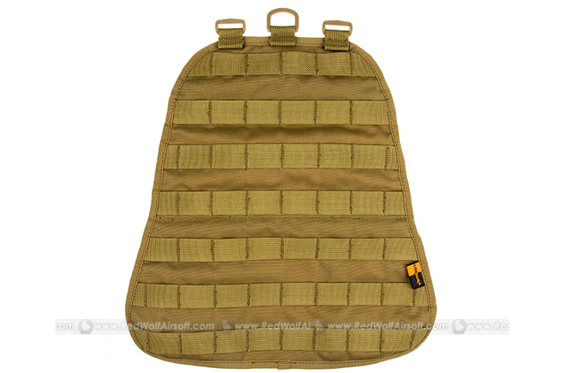 PANTAC Molle Internal Platform for Backpacks (Khaki / Cordura)