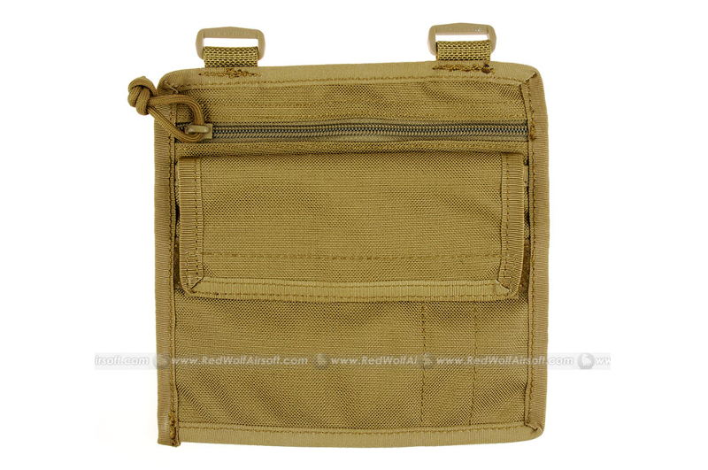 PANTAC Internal Hanging Pouch for Backpacks (Khaki / Cordura)