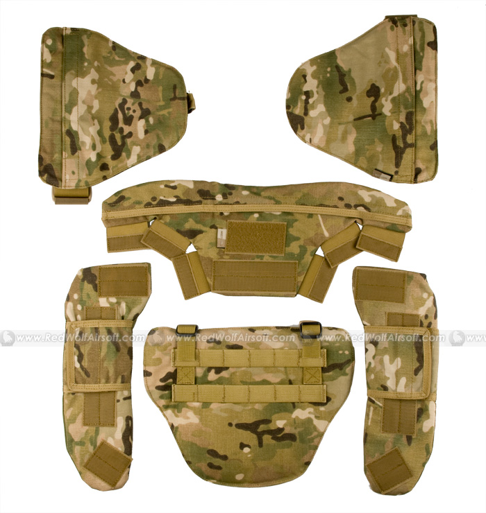 PANTAC Force Recon Protective Accessory Kit (Cyre Precision Multicam / Cordura)