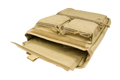 PANTAC Multi-Purpose Insert for Backpacks (Khaki / Cordura)