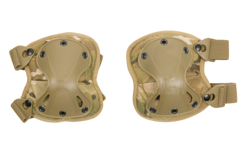 Pantac X-Force Knee Pad (Crye Precision Multicam)