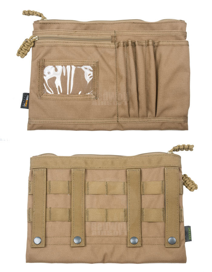 PANTAC Messenger Accessory Pocket Type B (CB / Cordura)