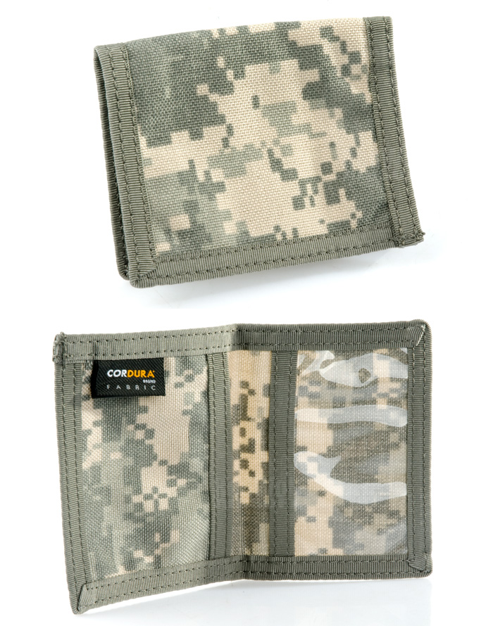 PANTAC Credit Card Holder (ACU / Cordura) <font color=red> (Clearance)</font>