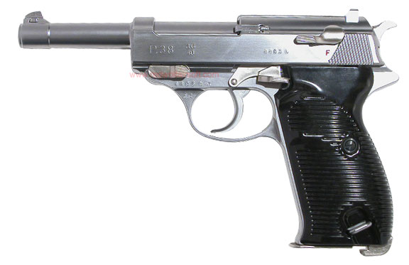 Maruzen Walther P38 (ac40)<font color=red> (Holiday Blowout Sale)</font>