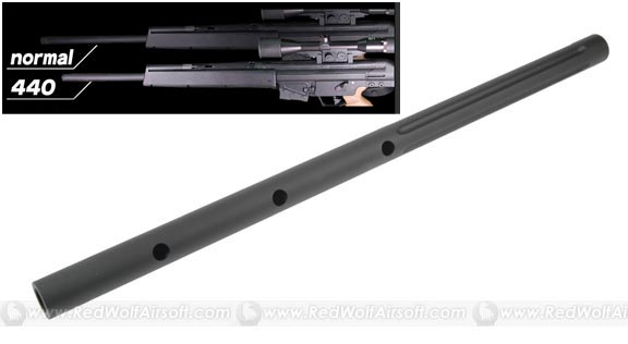 PDI Outer Barrel 440 FLUTED for PSG-1