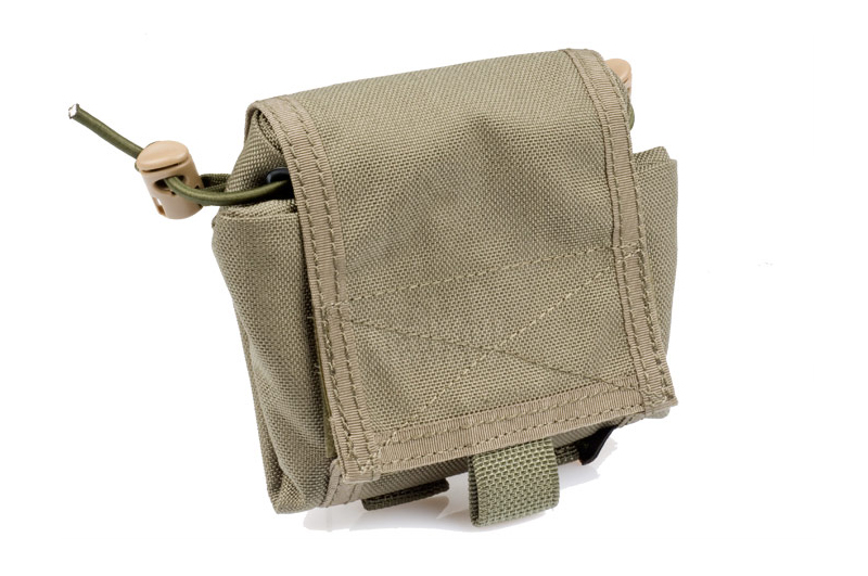 Pantac MOLLE Folding Magazine Drop Pouch (RG / CORDURA)
