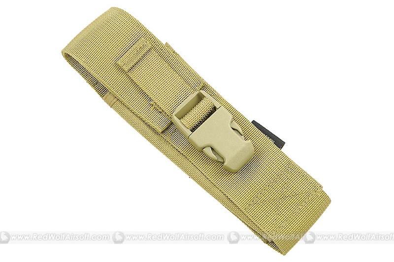 PANTAC Silencer Holder (Khaki/Cordura)