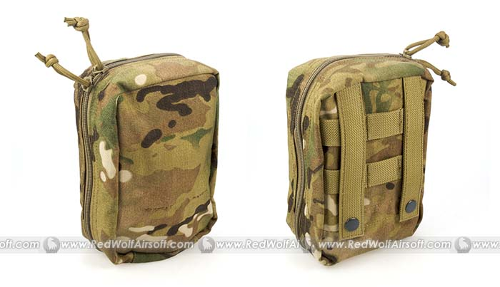 PANTAC Medical First Aid Kit Pouch (Crye Precision Multicam / CORDURA)