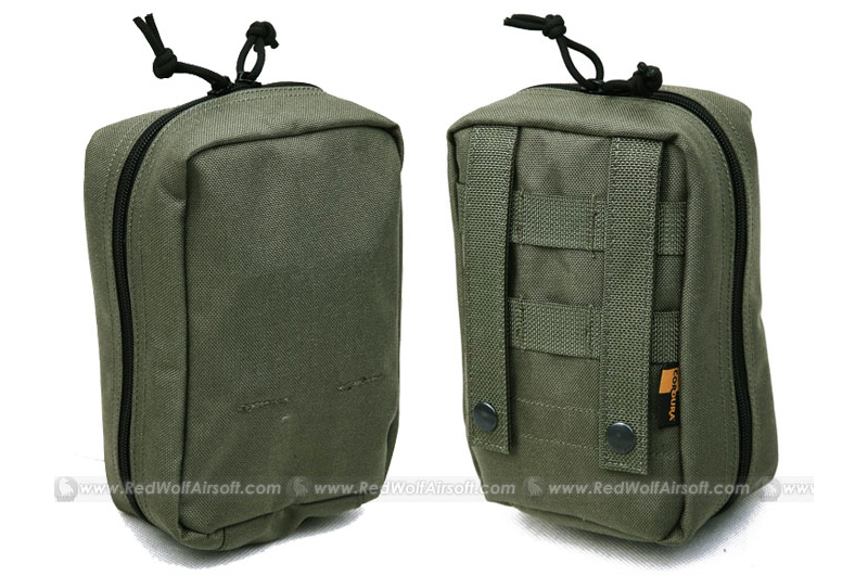 PANTAC Medical First Aid Kit Pouch (RG / CORDURA)