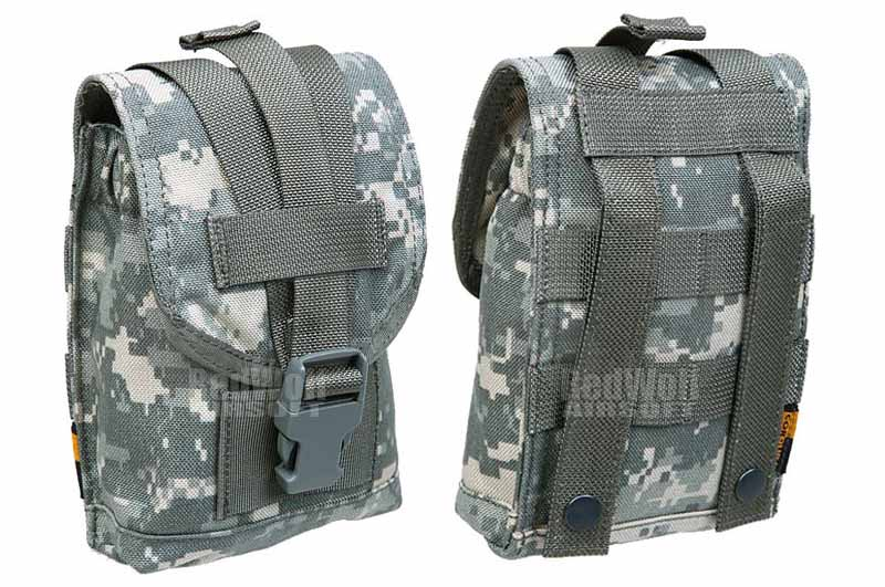 PANTAC Molle 1 Quart Canteen Pouch (ACU / Cordura) <font color=red> (Holiday Blowout Sale)</font>