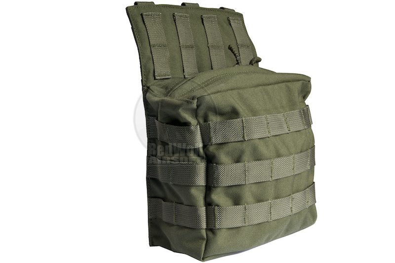 PANTAC Multi Purpose Molle Drop Pouch (Olive Drab / Cordura)