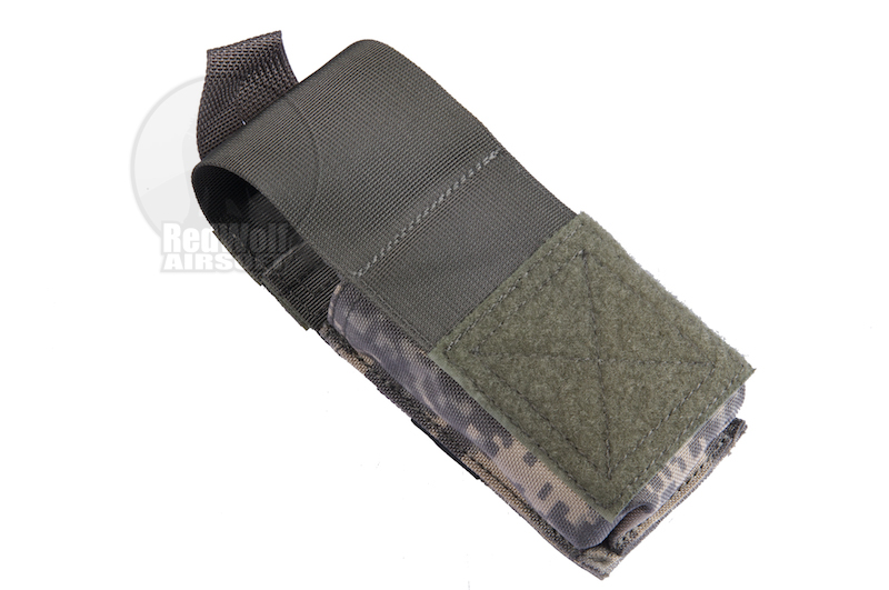 PANTAC Molle Single M16 Magazine New Pouch With Insert (Cordura / ACU) <font color=red> (Clearance)</font>