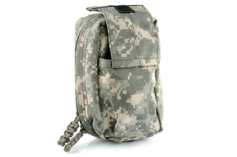 PANTAC Spec Ops Series Molle Small Medical Pouch (ACU / Cordura) <font color=red> (Holiday Blowout Sale)</font>