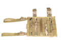 PANTAC MOLLE Upright Drop Leg Panel (Crye Precision Multicam / Cordura)