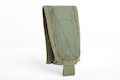 PANTAC Molle Tornado Grenade / Flash Light Holder (OD / Cordura)