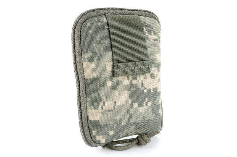 PANTAC Molle Stealth Drop Pouch (Medium / ACU / Cordura) <font color=red> (Holiday Blowout Sale)</font>