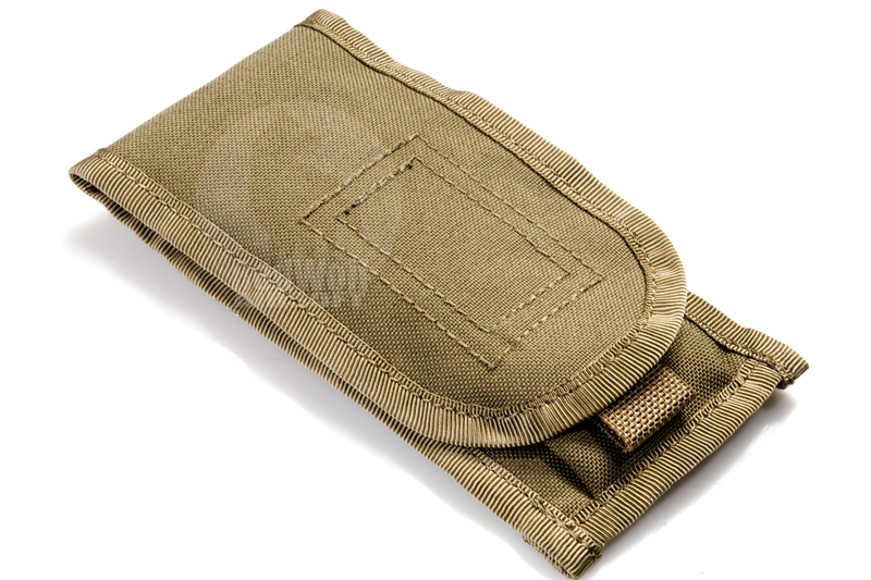 PANTAC FLC Molle Single Magazine Pouch (Cordura / Coyote Brown)