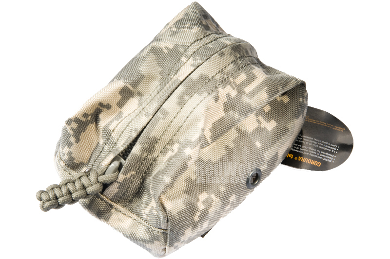 PANTAC Molle Medium Shell Utility Pouch (Cordura / ACU) <font color=red> (Holiday Blowout Sale)</font>