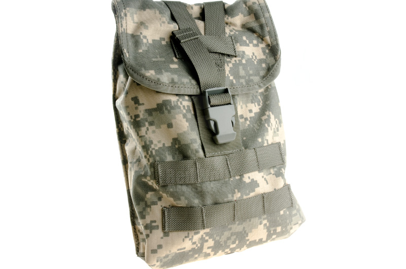 PANTAC Molle Charger Pouch (ACU / Cordura) <font color=red> (Holiday Blowout Sale)</font>