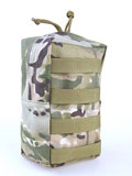PANTAC Molle Vertical Accessories Pouch (Multicam)