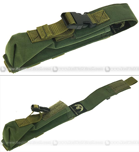 PANTAC Single Pop Flare Pouch (OD / CORDURA)