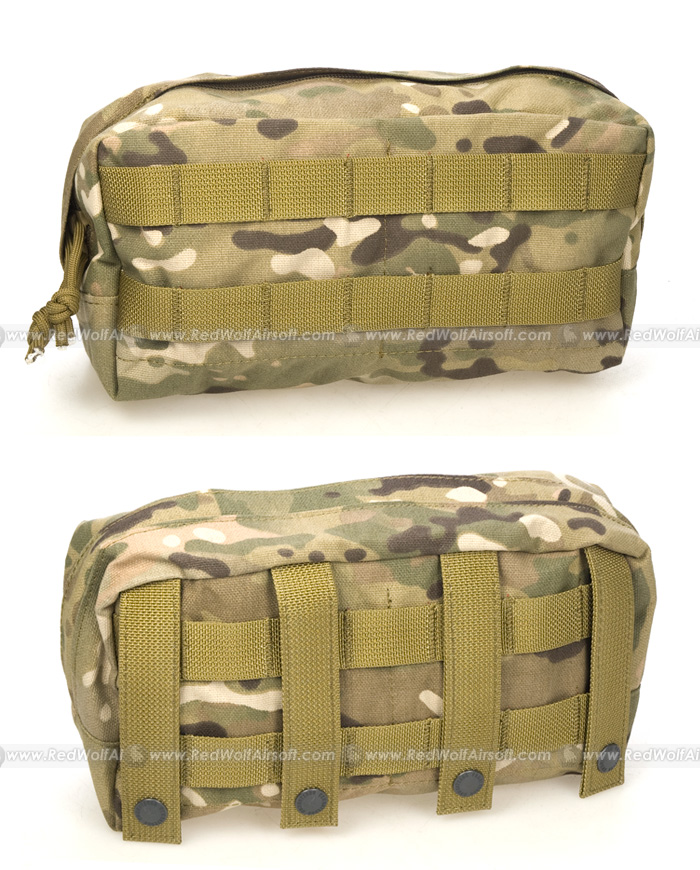 PANTAC Spec Ops Series Molle Horizontal Pouch (MC)