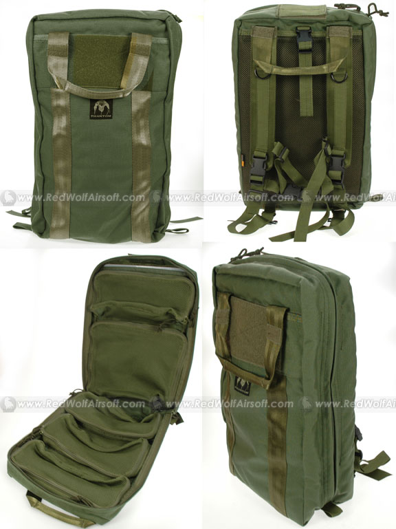 PANTAC Mini Medical Backpack (OD / CORDURA)