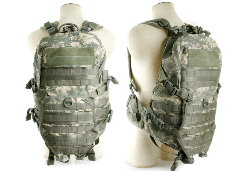 PANTAC TAB Attack Backpack (ACU / Cordura) <font color=red> (Holiday Blowout Sale)</font>