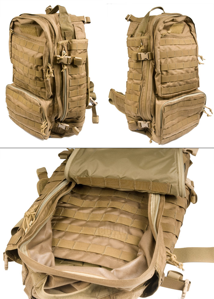 PANTAC Molle Forward Deployment Pack (CB / Cordura) (Back to School)