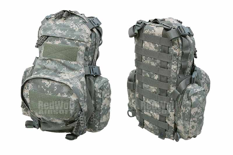PANTAC Molle Kangaroo Pack (ACU / Cordura) <font color=red> (Holiday Blowout Sale)</font>