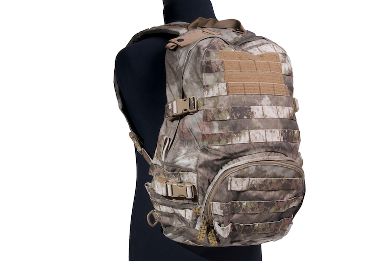 PANTAC Molle Warthog Backpack (A-TACS / Cordura) - Deluxe Version