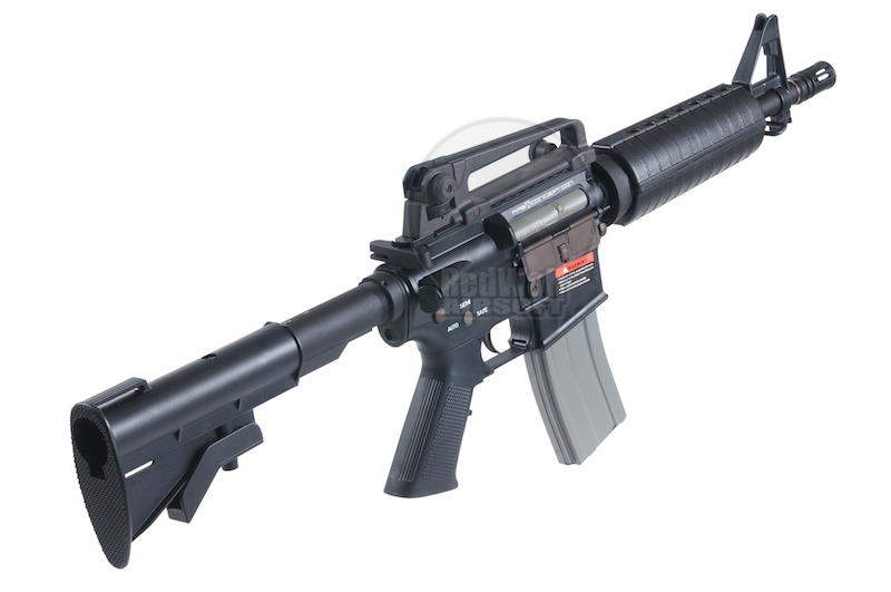 APS Plastic M933 Electric Blowback - AEG