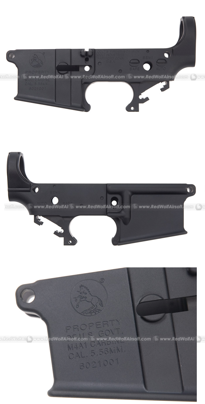 Prime CNC Lower Receiver for PTW M4 series